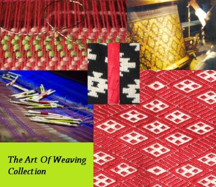 The art of weaving collection